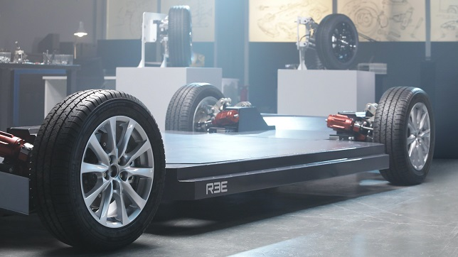 REE Automotive signs strategic collaboration agreement with Magna