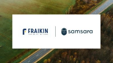 Fraikin UK partners with Samsara to help customers improve safety and efficiency with real-time data