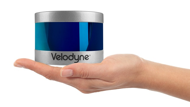 Knightscope selects Velodyne Lidar Technology for autonomous security solutions