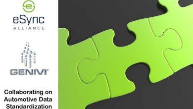 eSync Alliance and GENIVI Alliance collaborate on data standardization