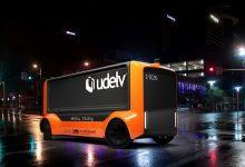 Mobileye, Udelv partner to build autonomous vehicles