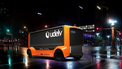 Mobileye, Udelv partner to build autonomous vehicles