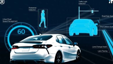 ZF and Mobileye Safety Technology chosen by Toyota