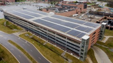 DTE Energy partners with Ford on new rooftop solar installation and battery storage technology
