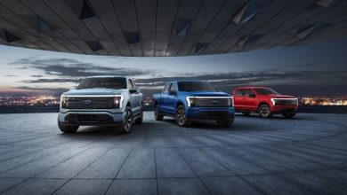 The Truck of The Future Is Here: All-Electric Ford F-150 Lightning