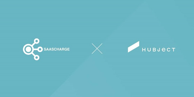 Saascharge and Hubject partner to expand global EV roaming