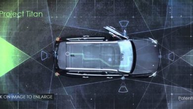 Apple reveals their work on Project Titan's vehicle-to-vehicle communications system for autonomous vehicles