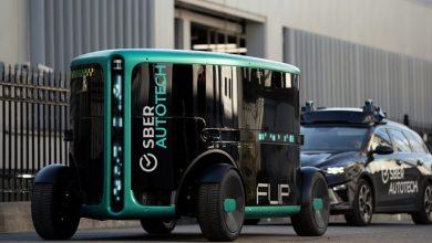 SberAutoTech revealed its own autonomous vehicle FLIP