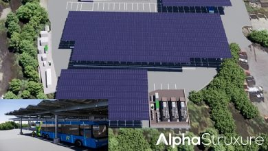 AlphaStruxure announced an agreement to deploy an integrated microgrid and electric bus charging infrastructure project