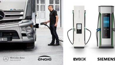 Mercedes-Benz Trucks establishes a charging infrastructure partnership with Siemens Smart Infrastructure, ENGIE and EVBox Group