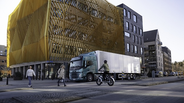Volvo Trucks adds unique sounds to its electric trucks