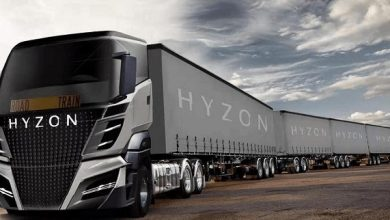 Hyzon Motors'eAxle technology to enable high-efficiency hydrogen and battery trucks