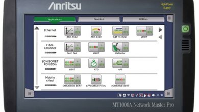 Anritsu upgraded Network Master Pro MT1000A Synchronous Measurement Function for 5G Mobile Network I&M