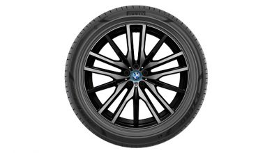 BMW Group 1st automotive manufacturer to use new Pirelli tires containing FSC-certified natural rubber and rayon