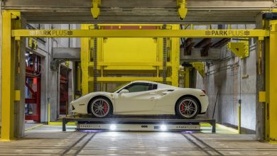PARKPLUS contracted for AGV Automated Robotic Parking System in Miami