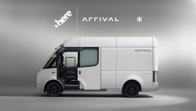 Arrival selects HERE SDK for its Electric Vehicles
