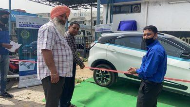 Tata Motors and Tata Power install high-speed EV charging stations in Ludhiana at Dada Motors