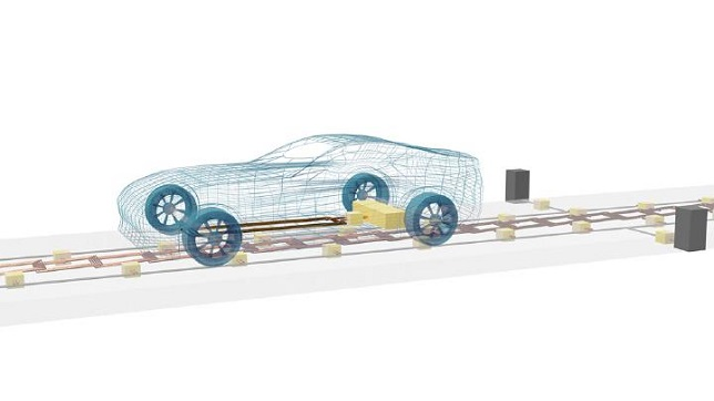 On the street, in the parking lot, at the traffic light: Inductive power transmission speeds up e-vehicle charging