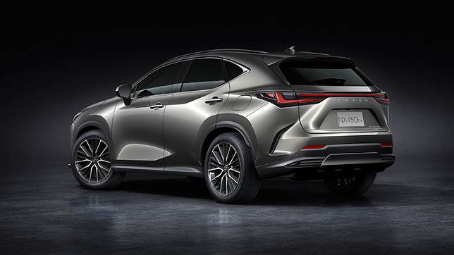 Lexus introduces its first PHEV with new 2nd-generation NX
