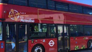 Mayor launches England's first hydrogen double decker buses