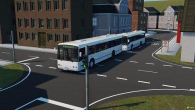KIT Researchers developing autonomous platooning electric bus system