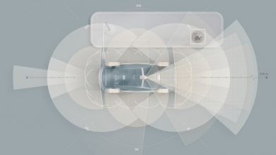 Next generation pure electric Volvo comes with LiDAR technology and AI-driven super computer as standard to help save lives