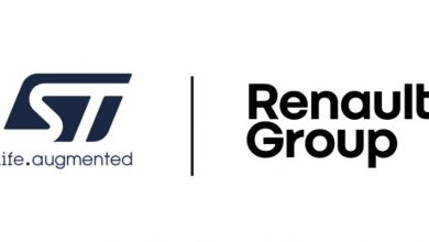 Renault Group and STMicroelectronics enter strategic cooperation on power electronics