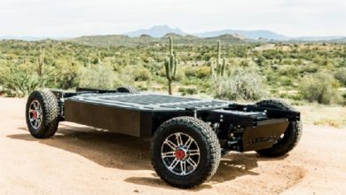 ATLIS Motor Vehicles produces AMV battery cell