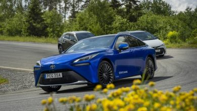 KINTO introduces all-new Toyota Mirai for car-sharing services in Sweden