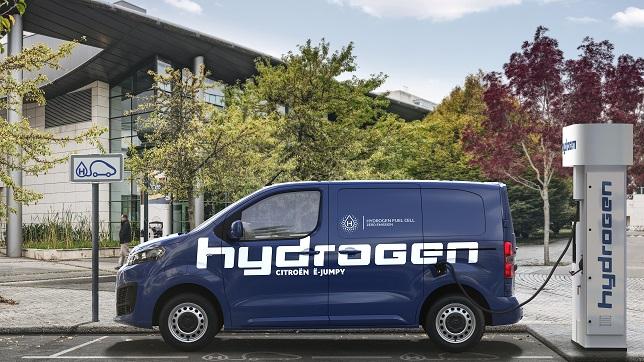 Citroën introduces ë-Jumpy Hydrogen van