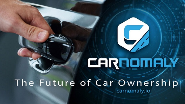 Carnomaly is revolutionizing the future of car buying and ownership through its new platform powered by blockchain technology