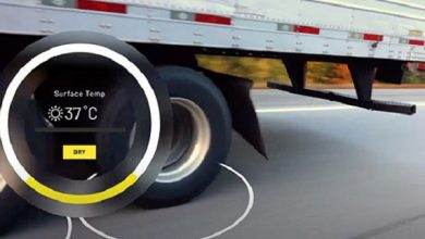 Goodyear Sightline first intelligent tire solution for last-mile delivery