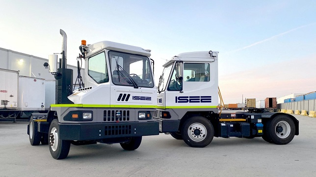 ISEE launches autonomous driving solution for Yard Trucks to optimize logistics hub and warehouse efficiency