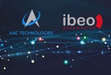 Ibeo partners with AAC to strengthen its global technology leadership