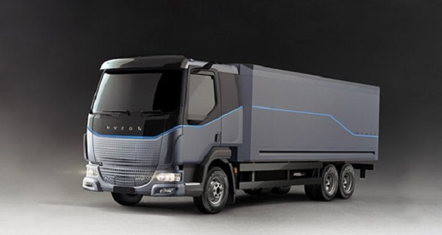 Hyzon Motors announces order for up to 70 hydrogen trucks for Austrian supermarket chain
