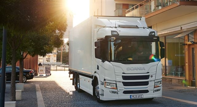 Scania publishes life cycle assessment of battery electric vehicles