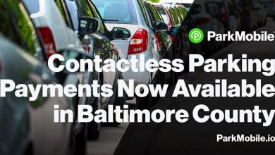 Baltimore County Revenue Authority now providing contactless parking payments with ParkMobile