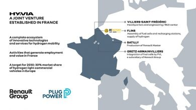Renault Group and Plug Power Inc. are launching their joint venture HYVIA