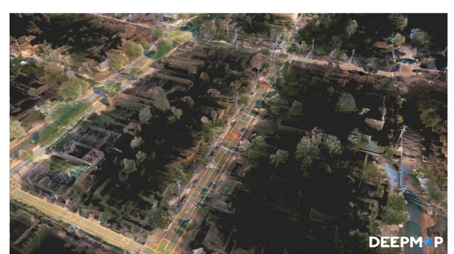 NVIDIA to acquire DeepMap, enhancing mapping solutions for the AV industry