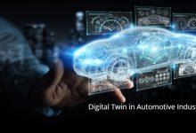 digital twins automotive industry