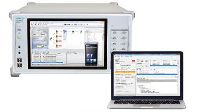 Anritsu base station simulator supports Korean eCall automatic emergency response system