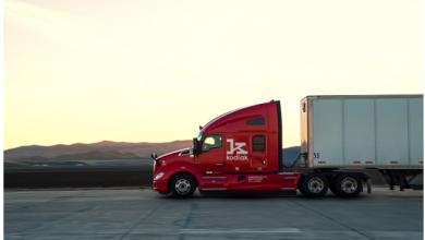 Bridgestone invests in Kodiak Robotics autonomous long-haul trucking technology company