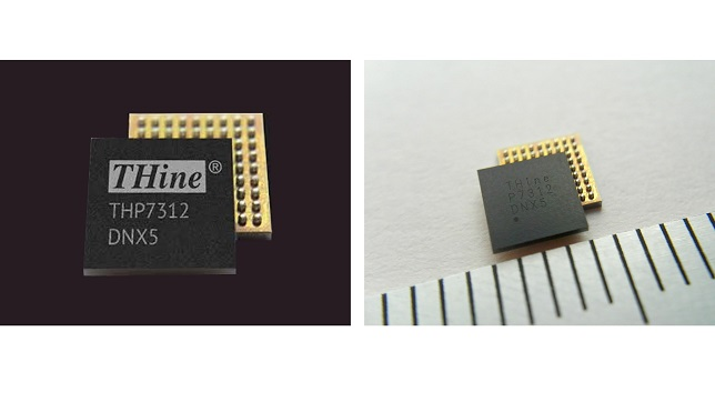 THine introduces a standalone ISP and firmware development tools to stream uncompressed 4K 30fps video