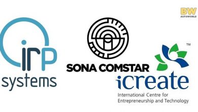 IRP Systems partners with Sona Comstar to bring revolutionary magnet-less e-motors Technology to the electric vehicles market