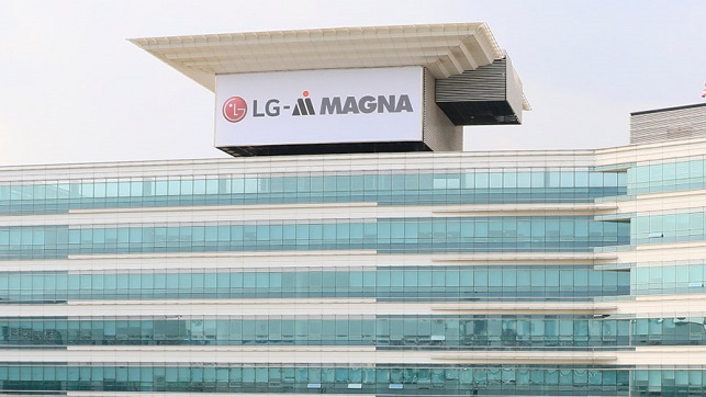 LG and Magna sign joint venture agreement and announce leadership team