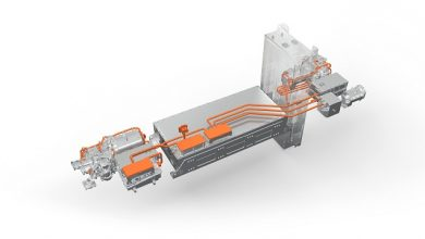Volvo Penta starts production of E-driveline for world's first serial electric fire truck