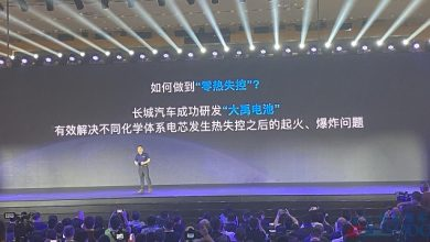 Great Wall Motor launches next-generation power battery 'Dayu'