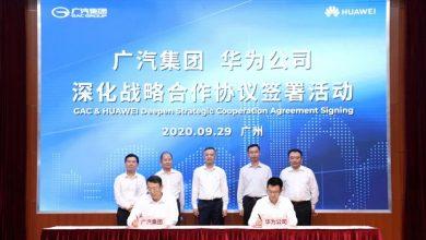 GAC Group, Huawei to co-develop smart BEV model