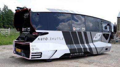 Vodafone and AWS technology tie-up delivers 'autonomous' boost for Aurrigo