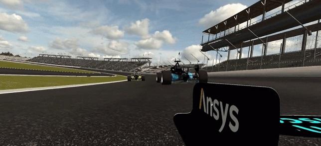 PoliMOVE Wins the Ansys Indy autonomous challenge simulation race